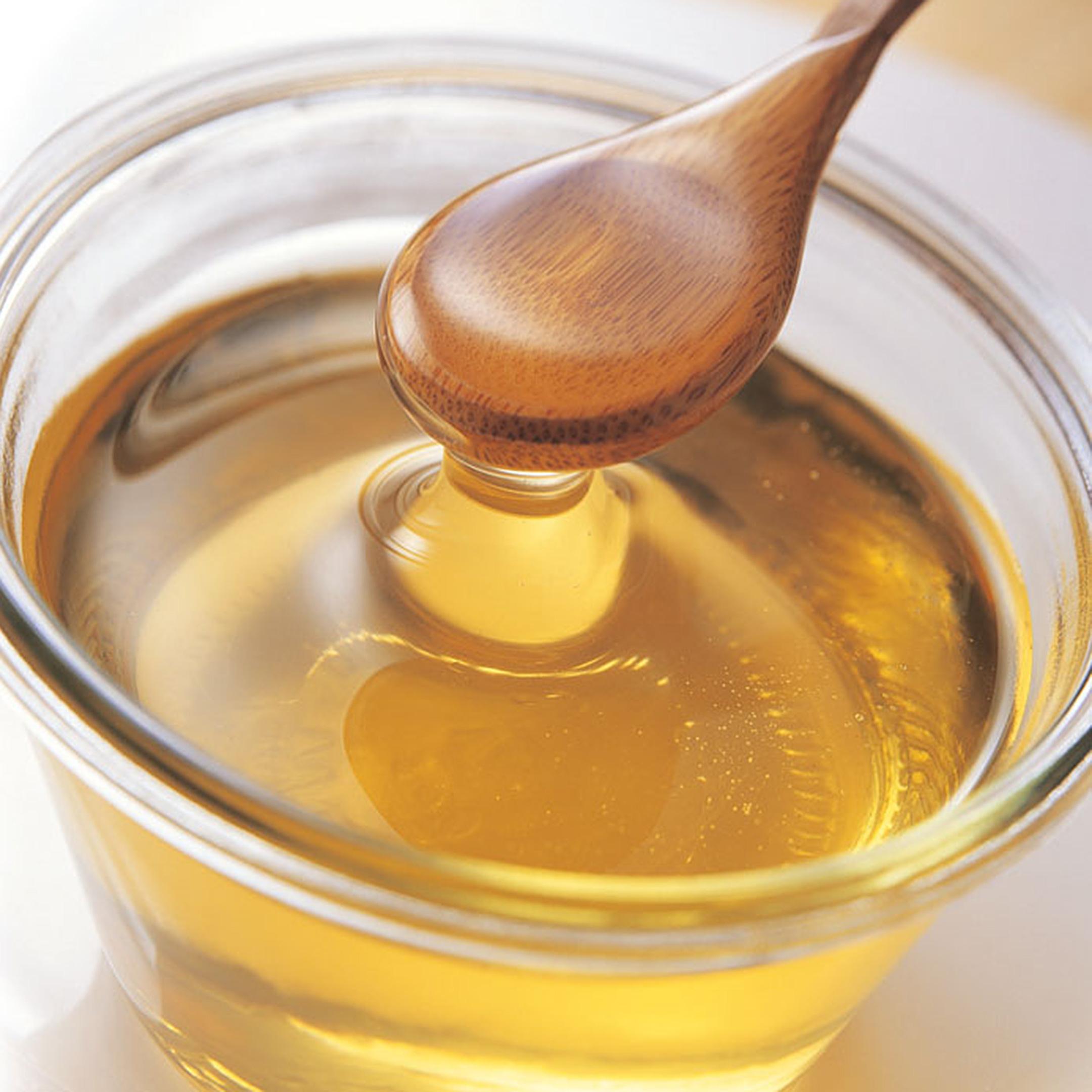 上質な本物の蜂蜜